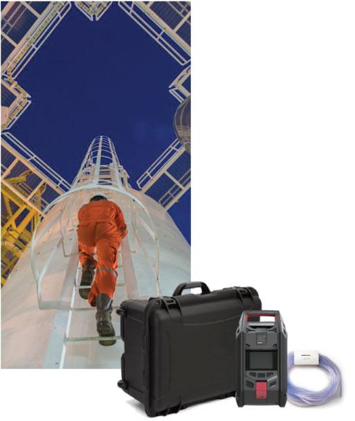Confined Space Kit for the Blackline Safety G7 EXO area monitor