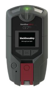 G7c Wireless Gas Detector and Lone Worker Monitor