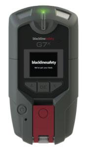 G7x Wireless Multi Sensor Gas Detector and Lone Worker Monitor